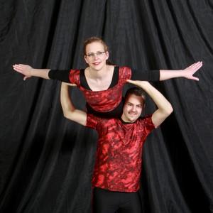 Jenny und Timo